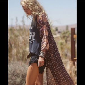 Spell and the gypsy duster desert rose raven o/s